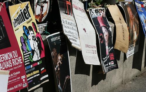 Festival d'Avignon 2008