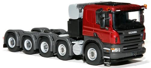 WSI Scania P500