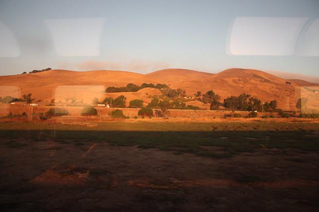 California, close to SF.