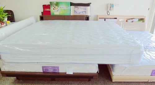 床墊尺寸6*7就是這麼大