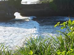 Bali, TANAH-LOT, SURF, BODY-BOARD (GeckoZen) Tags: bali indonesia surf tanahlot bodyboard