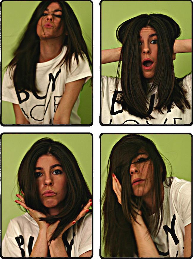 Haircut, Fashion blog