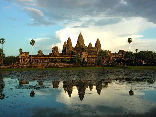 Majestic Angkor Wat