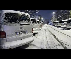 Multivan(s)    explored  (mcPhotoArts) Tags: auto schnee winter snow car vw volkswagen tdi nightshot symmetry explore garmischpartenkirchen t6 nachtaufnahme symmetrie automibile multivan 4motion sigma1770mm2845dcmacro photoshopcs4 canoneos550d mcphotoarts2011 ffgapashow