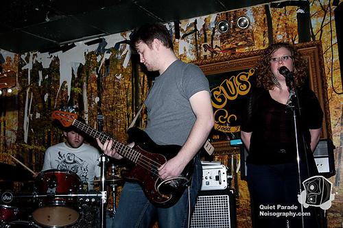 Quiet Parade - Gus' Feb 24th 2011 - 01