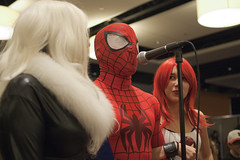 (OrangeAnime.com) Tags: blackcat cosplay spiderman con maryjanewatson miamicomiccon