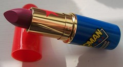 MAC Wonder Woman Spitfire Lipstick