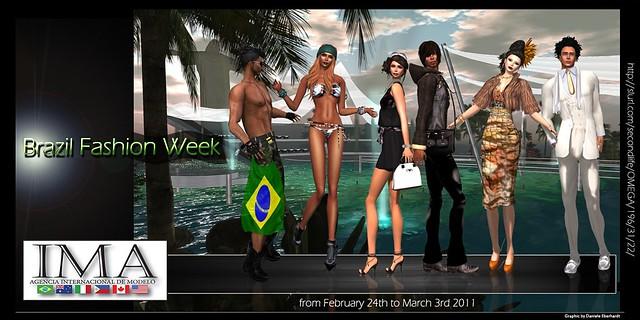 IMA  BRAZIL FASHION WEEK SL AD