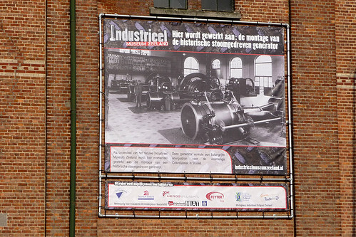 Sas van Gent, Westkade: Industrieel Museum Zeeland