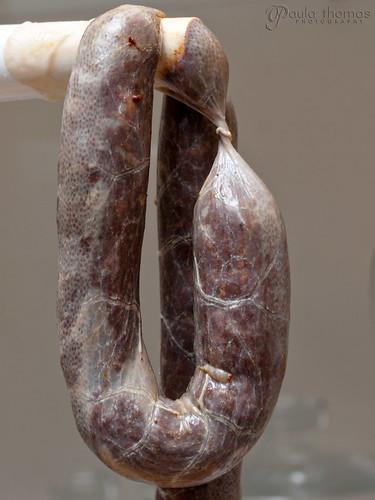 Casing Chorizo Sausage