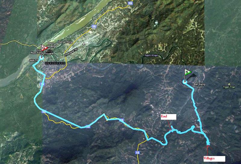 Luang Prabang Trek Trail-small