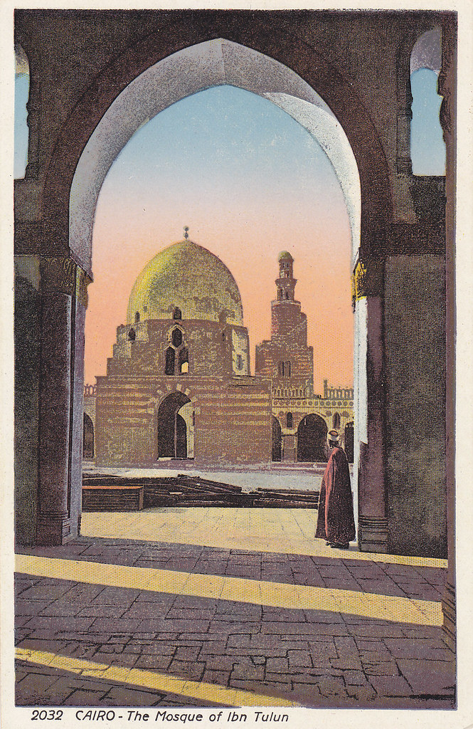 3# Cairo, Mosque of IbnTulun