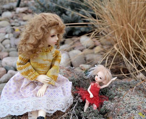 Valentine Meets Winky