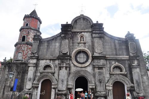 Replica of the Barasoain Church