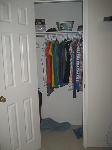 Organizing Our Clothes
