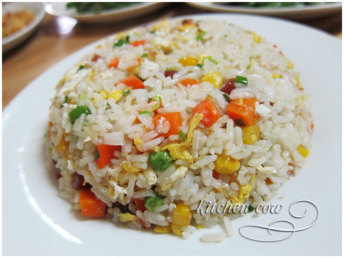 Hunan Restaurant at Camia St - Fried Rice