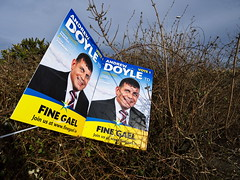 (turgidson) Tags: ireland irish digital studio poster ed four lumix election raw angle general g politics fine wide wideangle olympus andrew m panasonic developer micro gael pro g1 doyle mm wicklow zuiko bray dmc thirds converter dail finegael generalelection eireann 2011 m43 silkypix electionposter f4056 dil ireann 41412 lumixg andrewdoyle dilireann microfourthirds 918mm panasoniclumixdmcg1 panasonicg1 olympusmzuikodigitaled918mmf4056 olympusmzuikodigitaled918mmf4056mm silkypixdeveloperstudiopro41412 p1170706