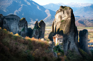 Meteora - Morning Highlights - (HDR Greece)