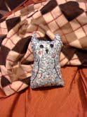 fat quarter owl