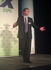 Danny Sullivan at SMX West Keynote 2011