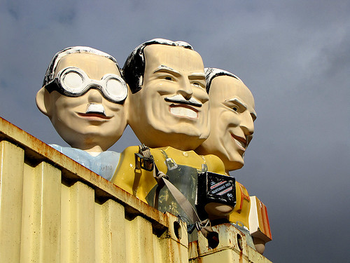 Behold! The Pep Boys