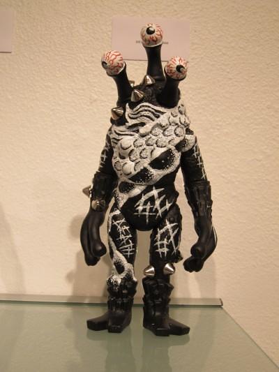 Mark Nagata's Alien Argus Show @ TAG