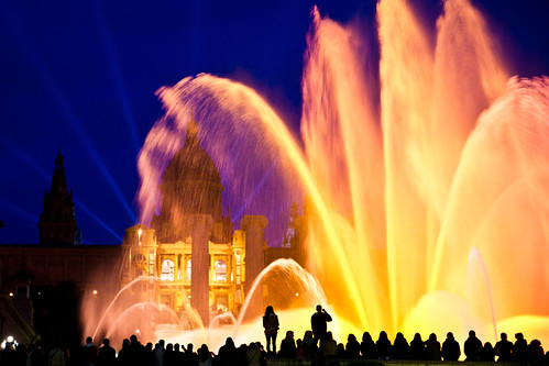 Magic Fountain of Montjuïc - 4
