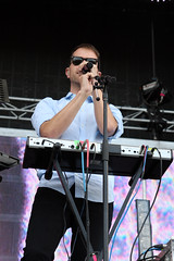 The Presets-Future Music Festival 2011