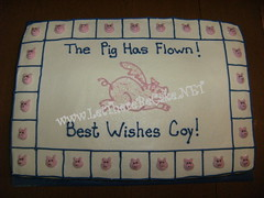 when pigs fly (Lisa @ Let There Be Cake!) Tags: cake graduation celebration congratulation retirement charlestonsc hanahansc northcharlestonsc lettherebecake lisasargent lisasergent lisaseargent
