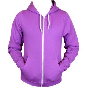 american-apparel-flex-fleece-zip-hoody-dark-pink