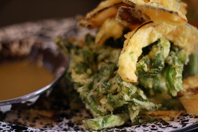 bittersweet tempura