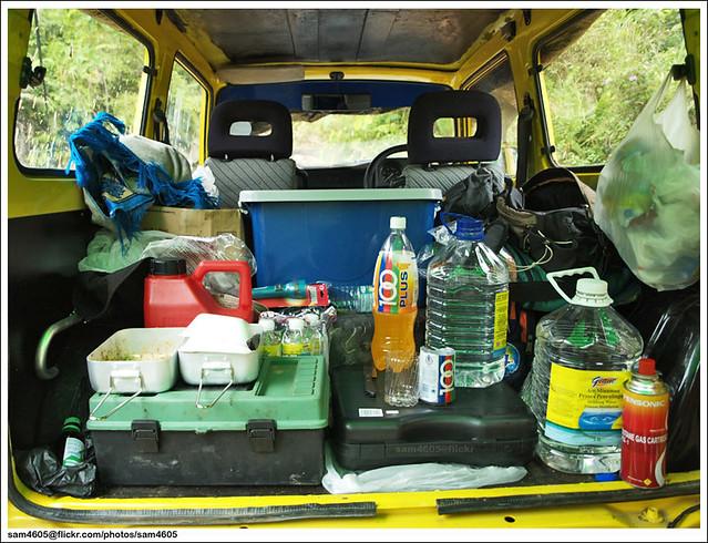 KFWDC 4x4 Jamboree 2011 - Ulu Membakut