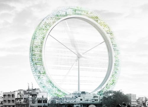 每日一建築:eVolo 2011 摩天樓大賽獲獎方案
