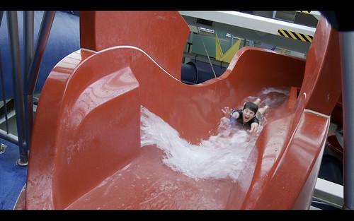 Watermania Red Slide