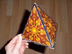 Tibetan Ninja Tetrahedron