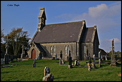 St John's Church , Parish of Rathcline, Lanesborough , County Longford (1861) (colin.boyle4) Tags: ireland church anglican churchofireland elphin countylongford kilmoreelphinardagh kilmoreelhpinardagh