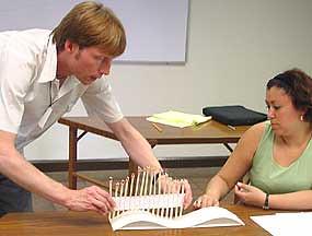 Modelos Ondas, geología