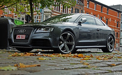 Audi RS5 (Philippe Collinet Photography) Tags: photography sony antwerp alpha dslr audi rs philippe antwerpen anvers a700 rs5 rennsport collinet worldcars