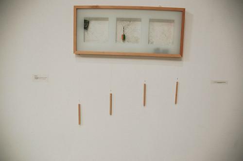 Emerging Curators Show 2011 - Drawing Machine III