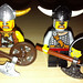 LEGO Collectible Minifigures Series 4 Viking vs  Vikings