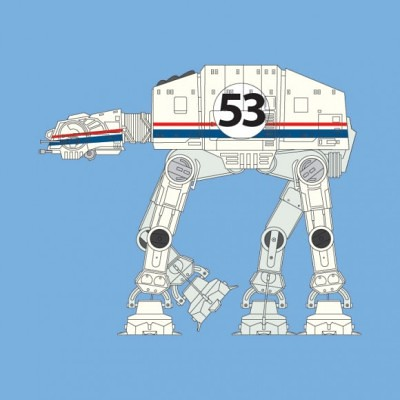 Re-Styled AT-ATs by SevenHundred