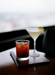 Sky City Cocktails