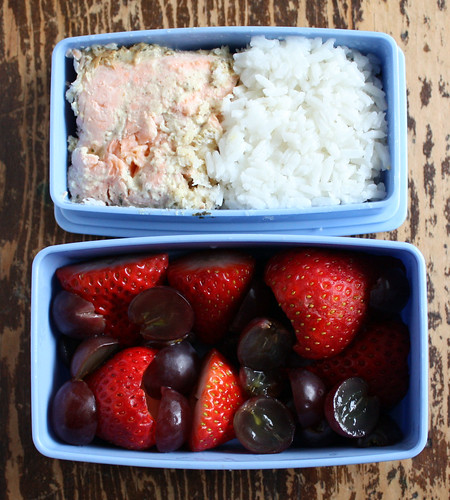 Toddler Bento #98: March 16, 2011