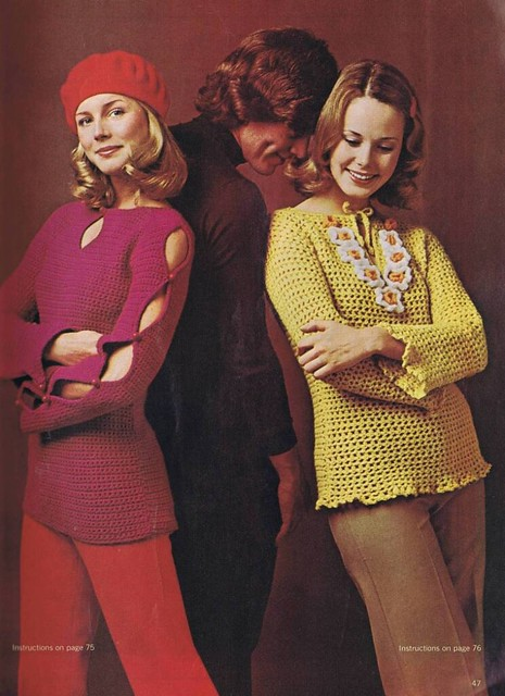 Womans World Knit and Crochet 1973 (10)