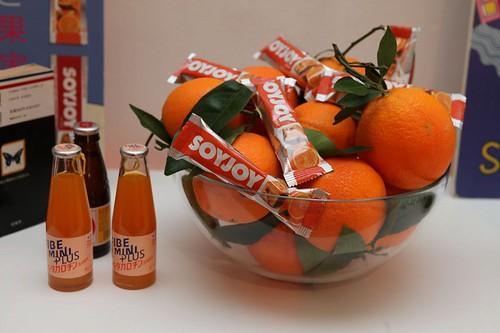 Naranja que te quiero naranja...
