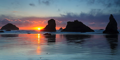 Bandon Beach (Helminadia Ranford) Tags: statepark travel usa beach oregon photography coast bandon helminadia