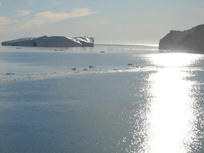 Båttur over Isfjorden, foto:Anne C. Silviken