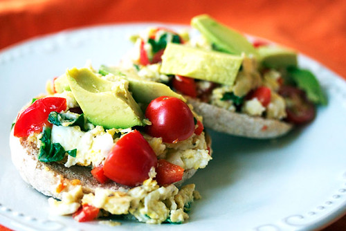 vegan egg scramble 2