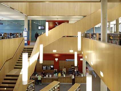 Crawley Library