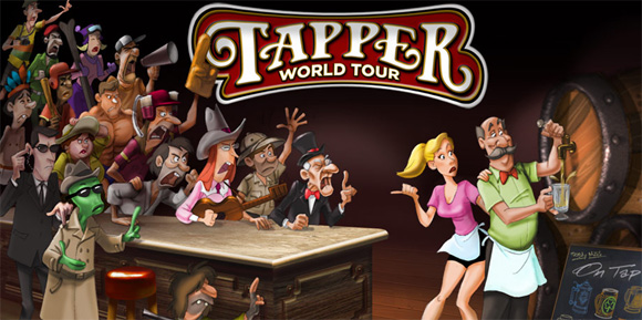 Tapper World Tour (iOS)